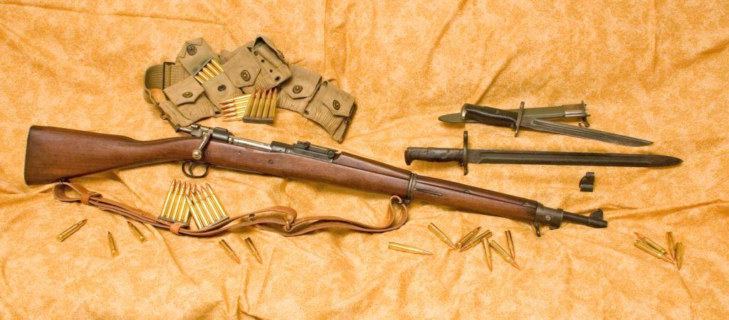 Мосин, Максим и Маузер: лучшее оружие Первой Мировой Войны Армия и флот