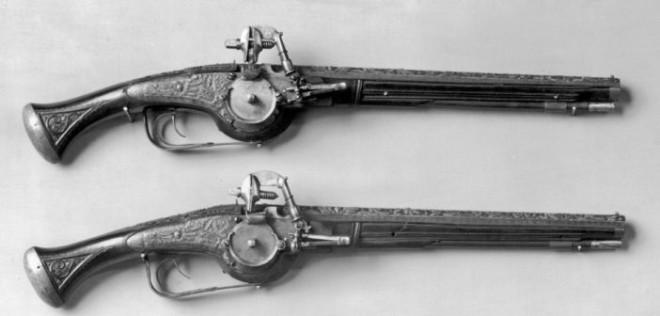 Пистолет которому 500 лет: находка в американских горах археология,исследователи,мушкет,наука,пистолет,Пространство,средневековье
