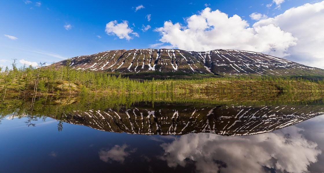 Красивейшие природные достопримечательности России природа
