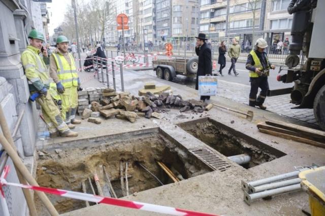 Ограбление банка в Антверпене в лучших традициях голливудских блокбастеров всячина