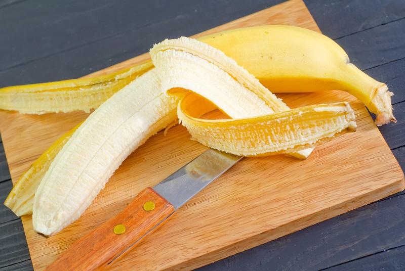 Как запечь бананы с творогом кулинария