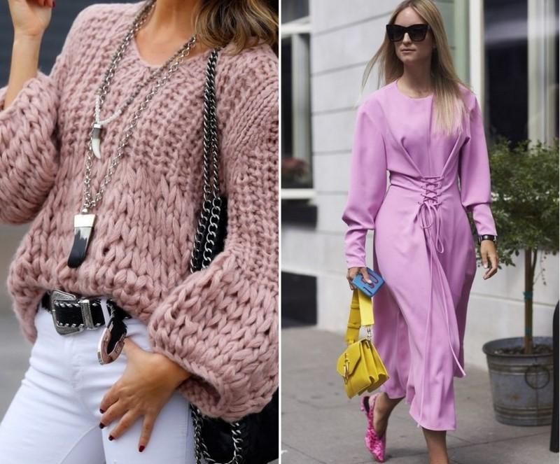 Модные цвета 2019 года вдохновение