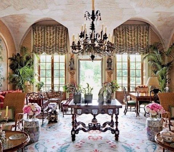 Невероятные домашние интерьеры, о существовании которых вы даже не подозревали интерьер и дизайн