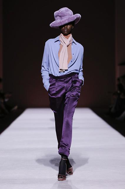 Неделя моды в Нью-Йорке: Джиджи Хадид, Карли Клосс и Кортни Лав на показе Tom Ford сезона осень/зима-2019/2020 новости моды