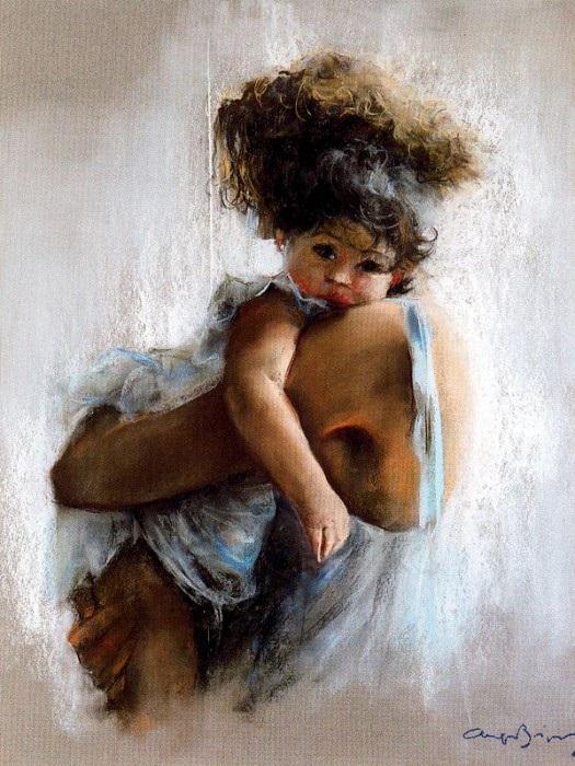 Испанский художник Каэтано де Аркер Буигас