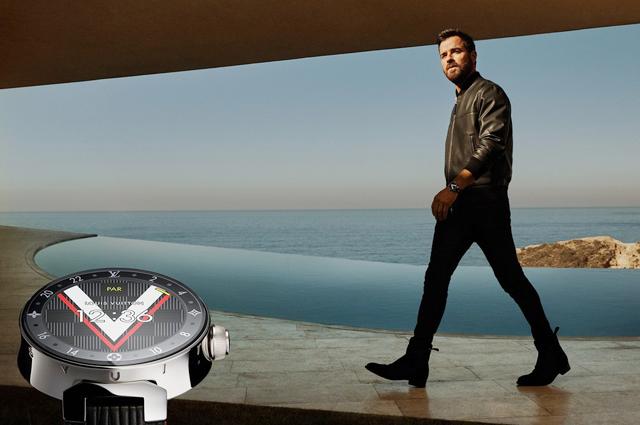 Софи Тернер и Джастин Теру снялись в рекламе Louis Vuitton звезды в рекламе