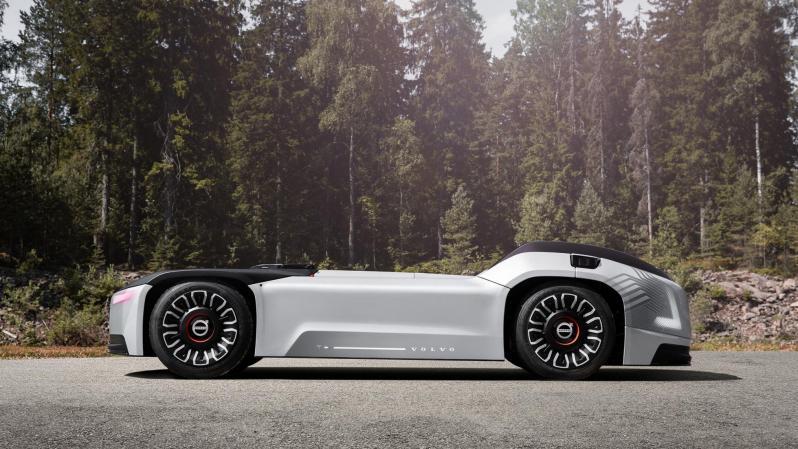 Volvo говорит, что грузовикам будущего не нужна кабина авто