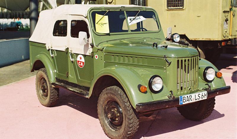 Легендарные советские внедорожники, ставшие символами эпохи автомобили