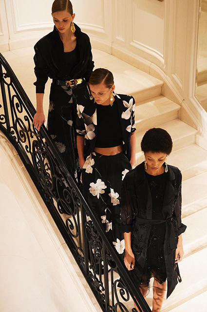 Неделя моды в Нью-Йорке: Рози Хантингтон-Уайтли, Белла Хадид и другие на показе Ralph Lauren сезона весна/лето-2019 новости моды