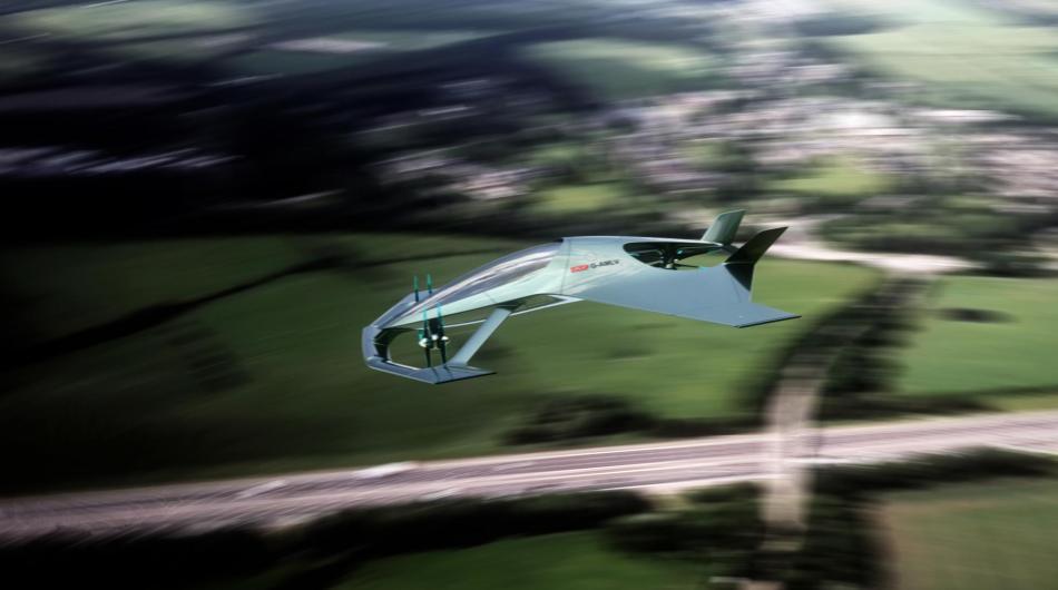 Время летающих авто наступило авиомобили