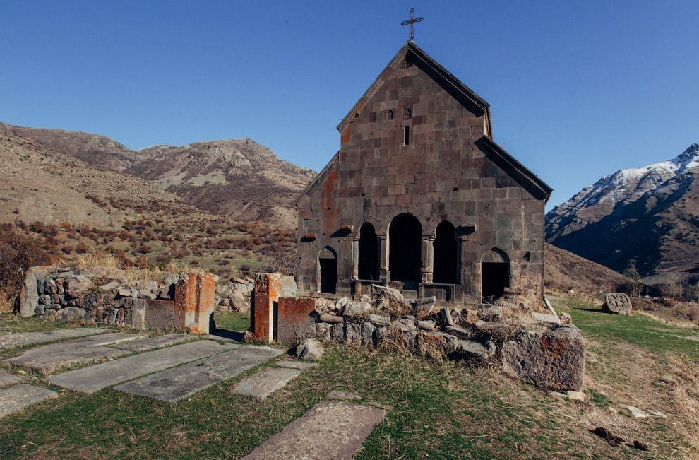 Храмовая архитектура Армении архитектура