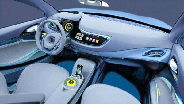 Приборная панель автомобиля как объект творчества авто