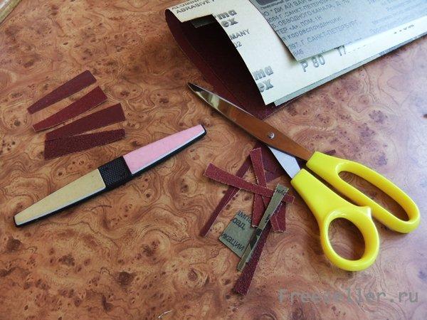 Обновление пилки для ногтей своими руками мужское хобби