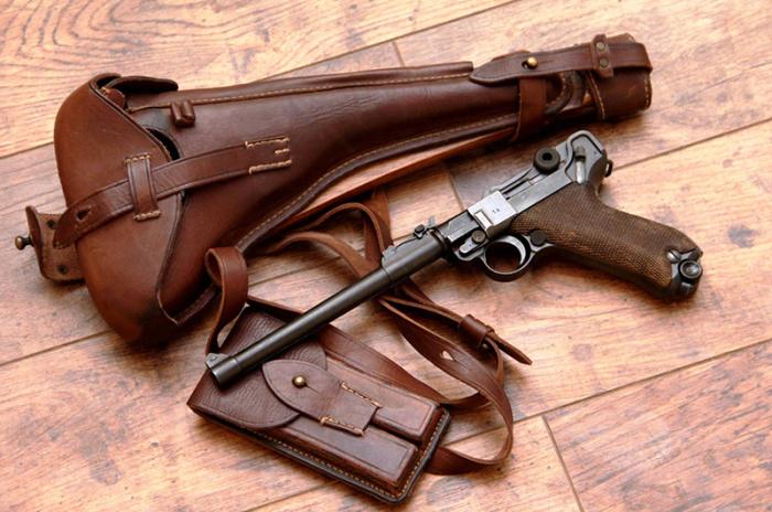 4 пистолета, опередивших свое время, которые используются даже сегодня время